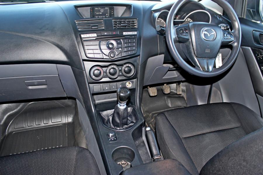2015 Mazda BT-50 UR0YF1 XT Cab chassis - dual cab Image 13