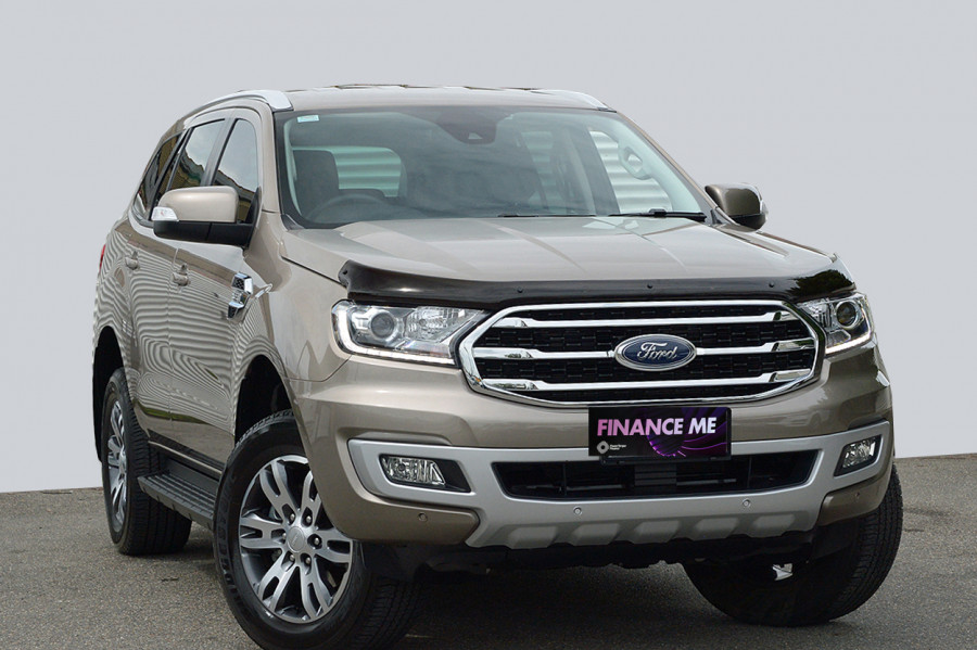 2019 Ford Everest UA II 2019.00MY TREND Suv image 1