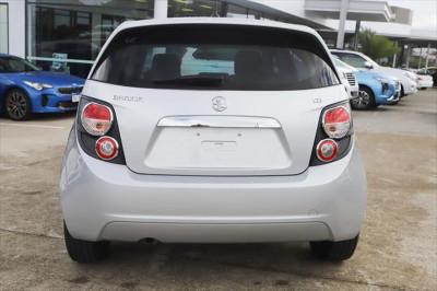 2016 Holden Barina TM MY16 CD Hatchback Image 3