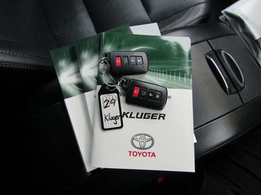 2017 MY18 Toyota Kluger GSU50R GXL 2WD Suv Image 22