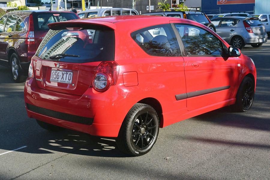 2009 Holden Barina TK MY09 Hatchback Mobile Image 4