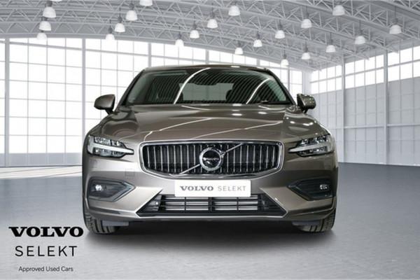 2019 Volvo S60 (No Series) MY20 T5 Inscription Sedan Image 4