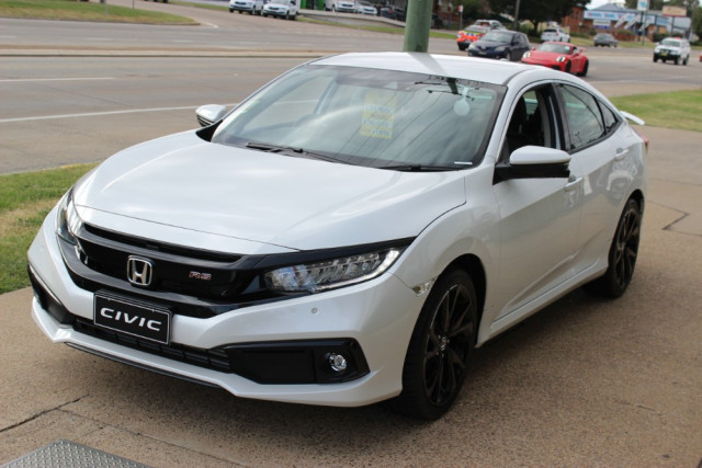 2019 Honda Civic Sedan 10th Gen RS Other