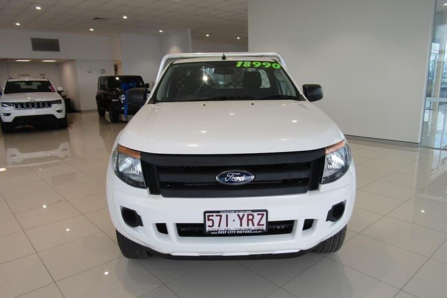 2014 Ford Ranger PX XL Ute