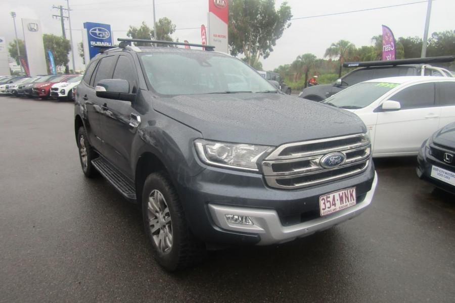 2016 Ford Everest Suv UA TREND Wagon
