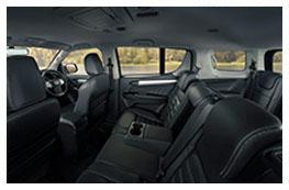 MU-X 7-seat comfort