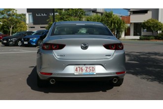2020 Mazda 3 BP X20 Astina Sedan Sedan Image 4