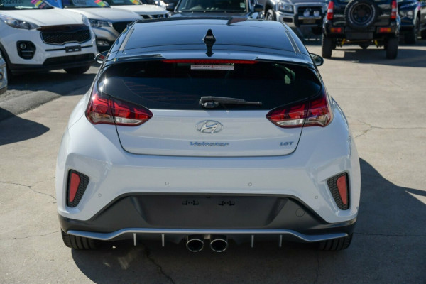 2019 MY20 Hyundai Veloster JS MY20 Turbo Coupe D-CT Premium Hatchback Image 3