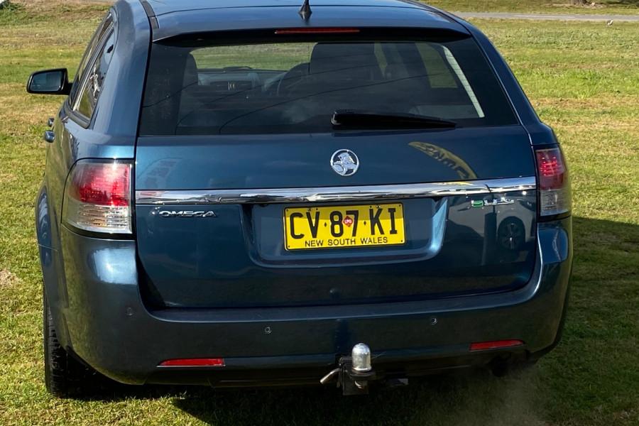 2012 Holden Commodore VE II MY12 SV6 Wagon Image 22