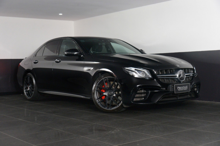 2019 Mercedes-Benz E 63 S 4matic+