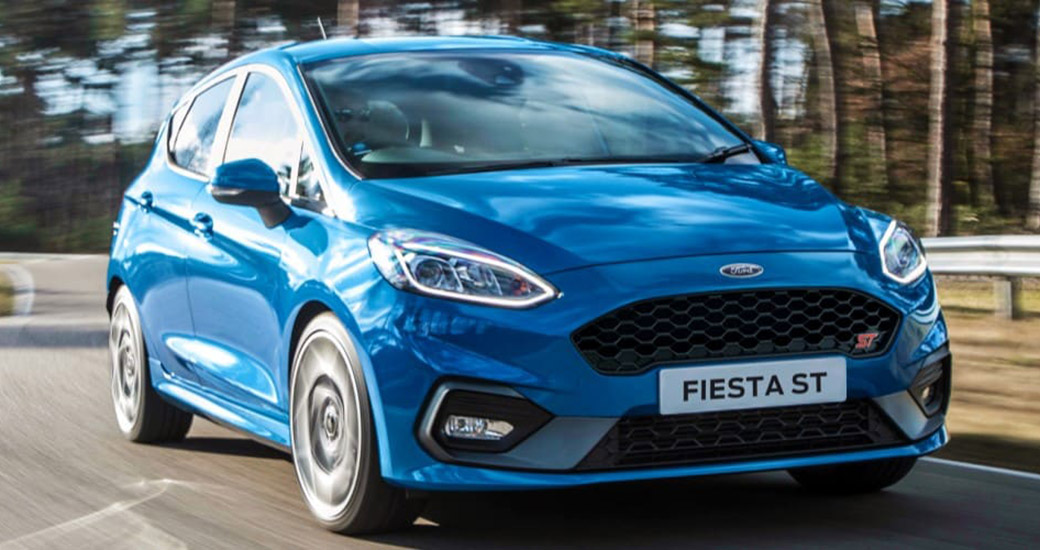 Fiesta ST Driving Experience