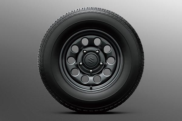 Jimny GL Lite Steel Wheel