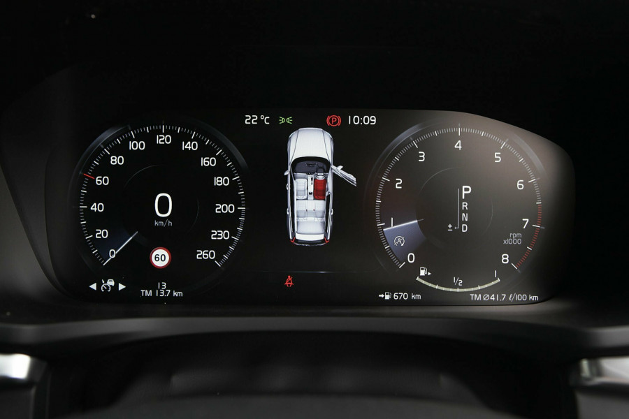 2019 MY20 Volvo V60 (No Series) T5 Momentum Wagon Mobile Image 11