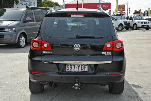 2009 MY10 Volkswagen Tiguan 5N MY10 103TDI 4MOTION Suv Image 4