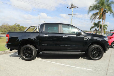 2019 MY20.25 Ford Ranger PX MkIII 2020.25MY XLT Double cab pick up Image 4
