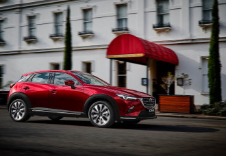 ADVANCED NEW MAZDA CX-3 ON SALE NOW