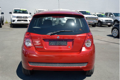 2011 Holden Barina TK MY11 Hatchback Image 3