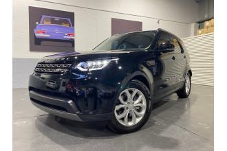 2019 Land Rover Discovery Series 5 MY20 SD4 SE Suv Image 4