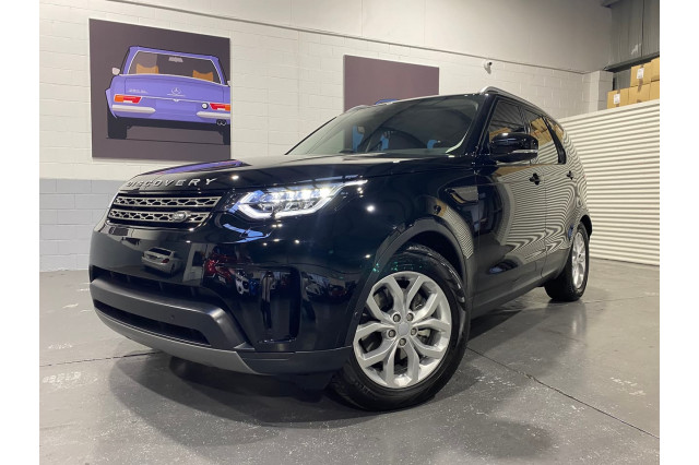 2019 Land Rover Discovery Series 5 MY20 SD4 SE Suv