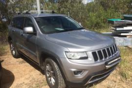 2014 MY15 Jeep Grand Cherokee WK Limited Suv