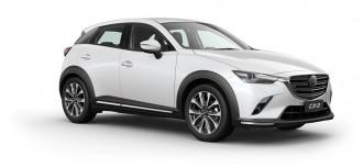 2021 MY0  Mazda CX-3 DK Akari Suv image 7