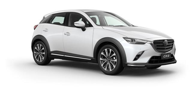 2021 MY0  Mazda CX-3 DK Akari Suv Mobile Image 7