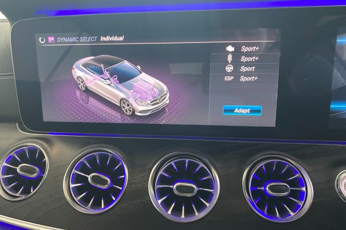 2020 Mercedes-Benz E Class Convertible Image 25