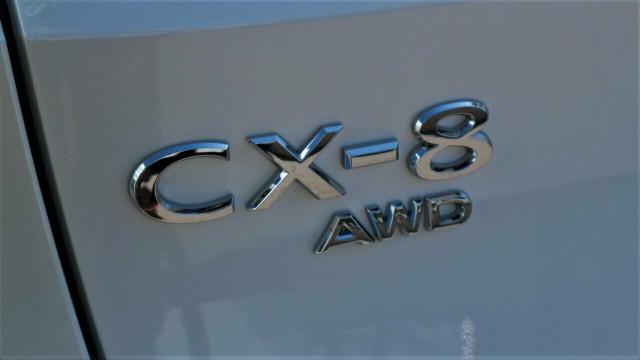 2021 Mazda CX-8 KG Series GT Suv Mobile Image 10