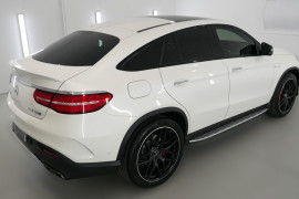 2019 MY18 Mercedes-Benz M Class GLE63 AMG S Coupe Image 2