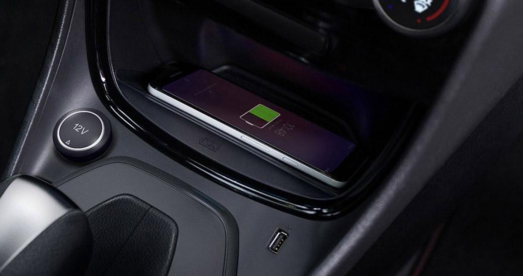 Puma Wireless car charging