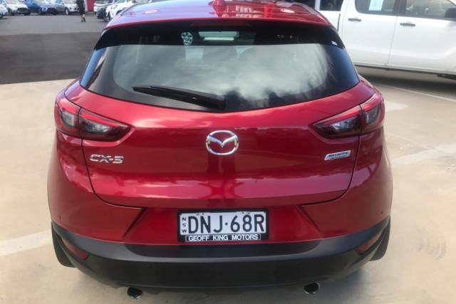 2017 Mazda CX-3 DK2W7A Maxx Suv Image 5
