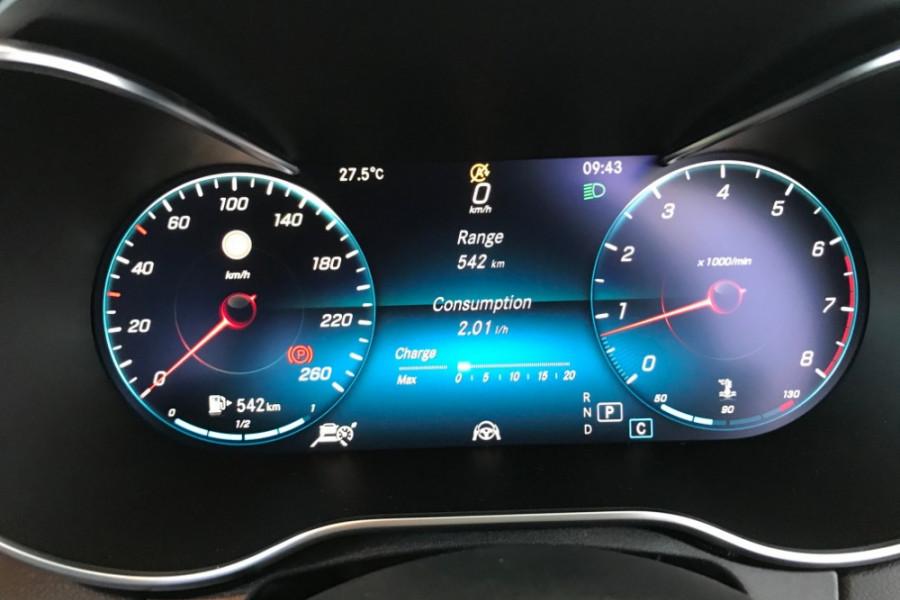 2019 Mercedes-Benz C-class W205 809MY C300 Sedan Image 11