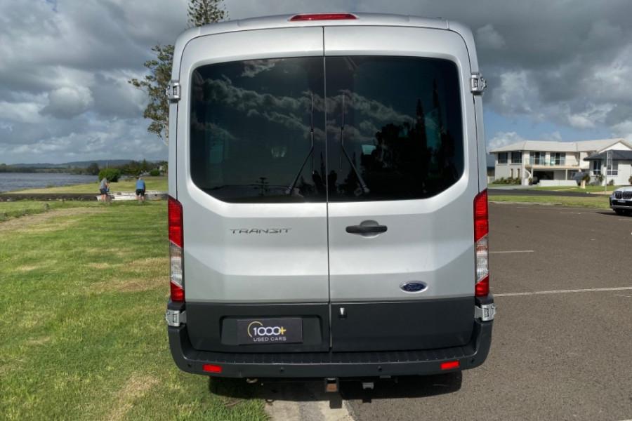 2016 Ford Transit VO 410L Bus
