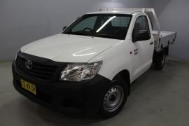 Toyota HiLux TGN16R MY14