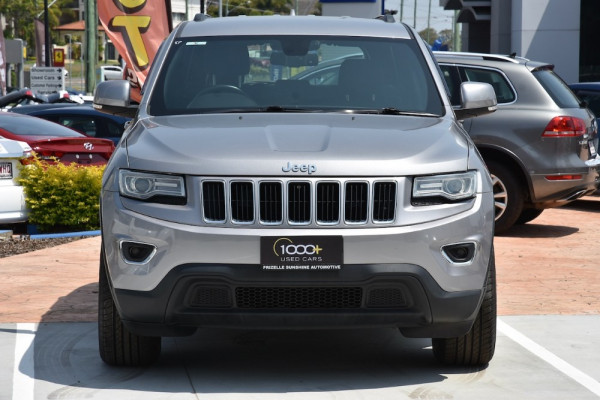 2013 MY14 Jeep Grand Cherokee WK MY2014 Laredo Suv Image 2