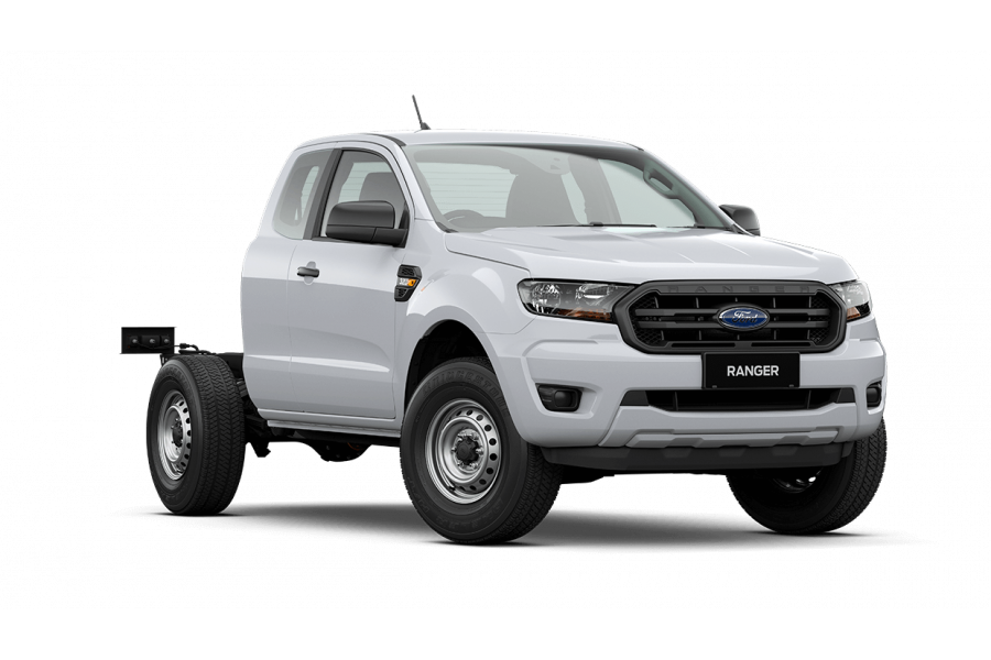2021 MY21.75 Ford Ranger PX MkIII XL Super Cab Chassis Cab chassis