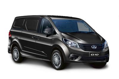 2020 MY19 LDV G10 Van SV7C Van Van