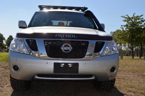 2013 Nissan Patrol Y6 Wagon Wagon