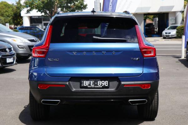 2019 Volvo Xc40 (No Series) MY20 T5 R-Design Suv Image 4