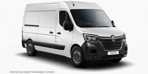 2020 Renault Master X62 Phase 2 Long Wheelbase Van