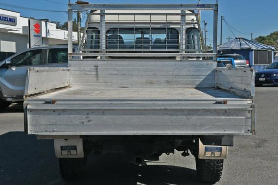 2009 MY12 Land Rover Defender 130 12MY Crew Cab Utility