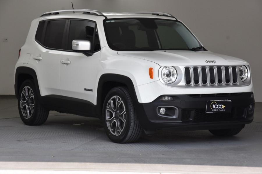 2015 Jeep Renegade BU Limited Hatchback Image 1
