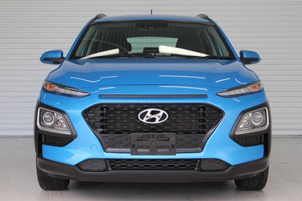2018 Hyundai Kona OS MY18 ACTIVE Suv Image 3