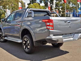 2018 Mitsubishi Triton MQ Exceed Double Cab Pick Up 4WD Utility