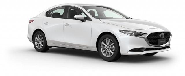 2020 Mazda 3 BP G20 Pure Sedan Sedan Mobile Image 7