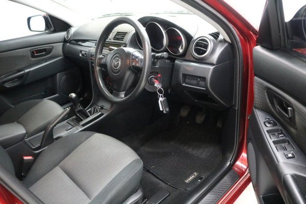 2008 Mazda 3 BK10F2 MY08 NEO Sedan