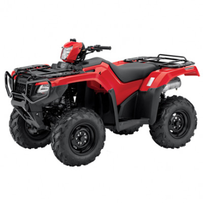 New Honda TRX500FM6