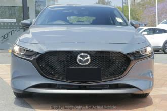 2021 Mazda 3 BP2H7A G20 SKYACTIV-Drive Evolve Hatchback Image 4