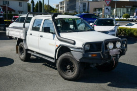 Mitsubishi Triton GLX Double Cab MK