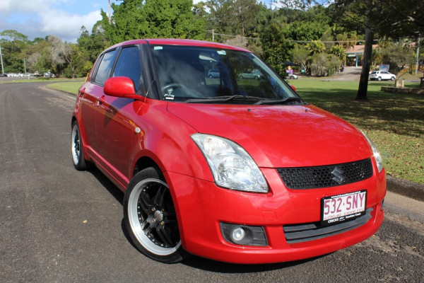 Suzuki Swift 5dr RS
